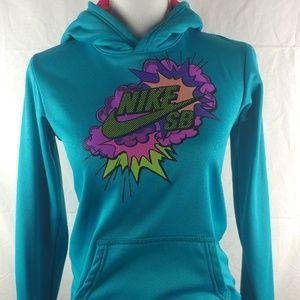 Nike SB Kids Hoodie Jacket Therma-Fit Large